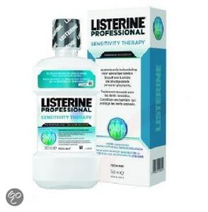 listerine-professional-sensitive-therapy-500-ml-mondwater