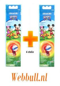 oralb-stages-power-kids-mickey-mouse-6-stuks-opzetborstels